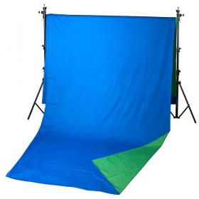 GreenBean Field Blue/Green (система установки в комплект не входит)