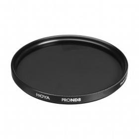Светофильтр нейтрально-серый Hoya 67 ND8 PRO