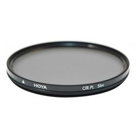 Светофильтр поляризационный Hoya 43 PL-CIR TEC Slim