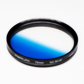 Светофильтр градиентный Marumi 72 GC-Blue
