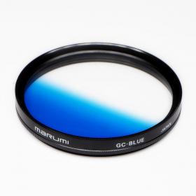 Светофильтр градиентный Marumi 62 GC-Blue