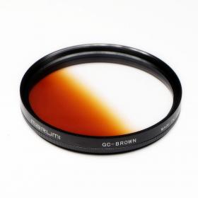 Светофильтр градиентный Marumi 77 GC-Brown (коричневый)