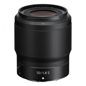 Объектив Nikon NIKKOR Z 50mm F1.8 S