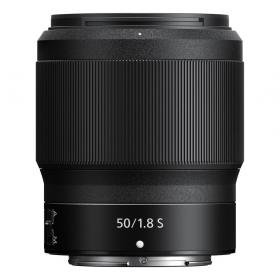Объектив Nikon NIKKOR Z 50mm F1.8 S-2