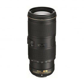 AF-S VR Zoom-Nikkor 70-200mm F4G ED