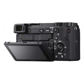 Sony Alpha ILCE-6400MB Zoom Lens Kit E 18-135mm F3.5-5.6 OSS (black)-10
