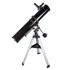 BK 1149EQ1 (рефлектор Ньютона / экваториальная монтировка EQ1 / фокусное расстояние 900 мм / диаметр объектива 114 мм / макс. полезное увеличение 228х)
