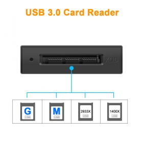 Кард-ридер Rocketek XQD Card Reader-3