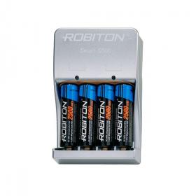 Зарядное устройство Robiton Smart S500-4MHAA-2