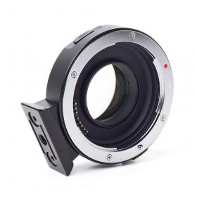 Переходное кольцо Viltrox EF-M2 Speed Booster для Canon EF на байонет Micro 4/3-2