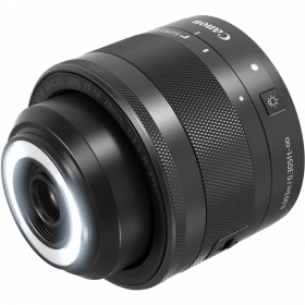 Canon EF-M 28mm F3.5 Macro IS STM-4