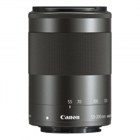 Canon EF-M 55-200mm F4.5-6.3 IS STM-2