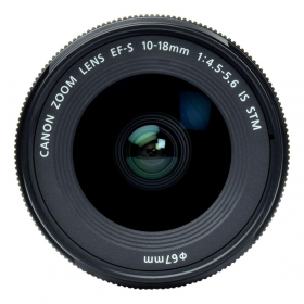 Canon EF-S 10-18mm F4.5-5.6 IS STM-4