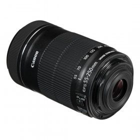 Canon EF-S 55-250mm F4-5.6 IS STM-4