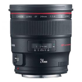 Объектив Canon EF 24mm F1.4L II USM-2
