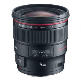 Объектив Canon EF 24mm F1.4L II USM