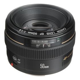 Объектив Canon EF 50mm F1.4 USM-2