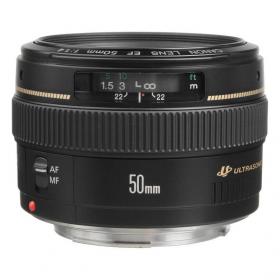 Объектив Canon EF 50mm F1.4 USM(Art. 2515A012)