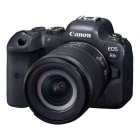 Беззеркальная фотокамера Canon EOS R6 Kit RF 24-105mm F4-7.1 IS STM-3