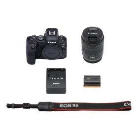 Беззеркальная фотокамера Canon EOS R6 Kit RF 24-105mm F4-7.1 IS STM-6