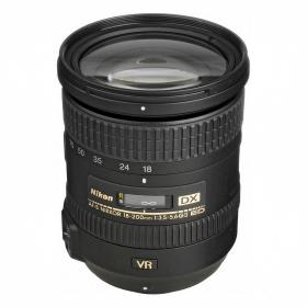 AF-S DX VR Zoom-Nikkor 18-200mm F3.5-5.6G IF ED II