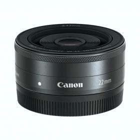 Объектив Canon EF-M 22mm F2 STM-3