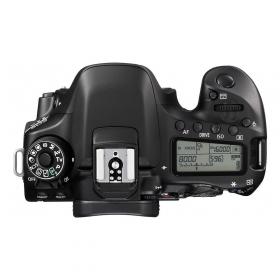 Зеркальная фотокамера Canon EOS 80D (W) Body-2