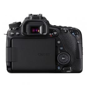 Зеркальная фотокамера Canon EOS 80D (W) Body-6