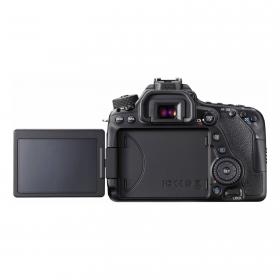 Зеркальная фотокамера Canon EOS 80D (W) Body-7