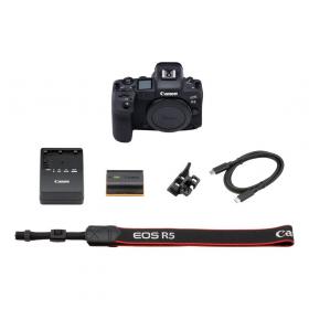Беззеркальная фотокамера Canon EOS R5 Body-5