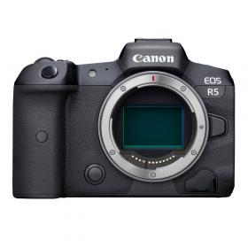 Беззеркальная фотокамера Canon EOS R5 Body