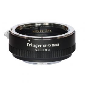 Переходное кольцо Fringer EF-FX Pro II с Canon EF на Fujifilm X-mount