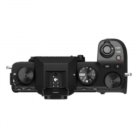 Беззеркальная фотокамера Fujifilm X-S10 Body (black)-2