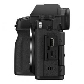 Беззеркальная фотокамера Fujifilm X-S10 Body (black)-4