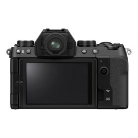 Беззеркальная фотокамера Fujifilm X-S10 Body (black)-6