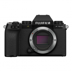 Беззеркальная фотокамера Fujifilm X-S10 Body (black)