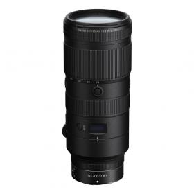Объектив Nikon NIKKOR Z 70-200mm F2.8 VR S-2