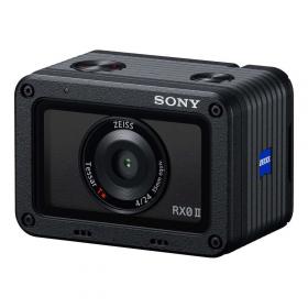 Компактная фотокамера Sony Cyber-shot DSC-RX0M2 Mark II + рукоятка VCT-SGR1