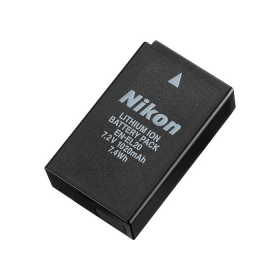 EN-EL20 Rechargeable Li-Ion Battery (7,2V/1020mAh) для Nikon 1 AW1/ Nikon 1 J1/ Nikon 1 J2/ Nikon 1 J3/ Nikon 1 S1/ Nikon 1 V3, Coolpix A