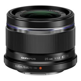 M.Zuiko Digital 25mm F1.8 (ES-M2518) (black) (Art. V311060BE000)