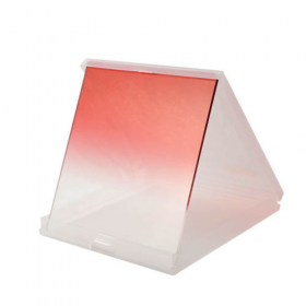 Квадратный фильтр Fujimi P-серии - GRADUAL RED - Фильтр градиентный красный