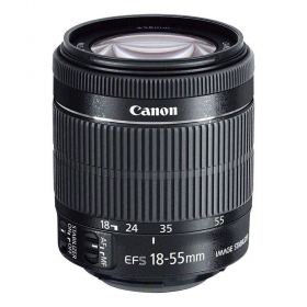 Canon EF-S 18-55mm F3.5-5.6 IS STM-1