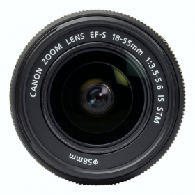 Canon EF-S 18-55mm F3.5-5.6 IS STM-3