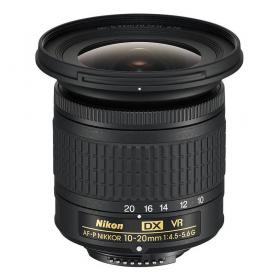 Nikon AF-P DX VR Zoom-Nikkor 10-20mm F4.5-5.6G-1