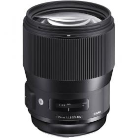 Sigma AF 135mm F1.8 DG HSM (Nikon F FX)-1