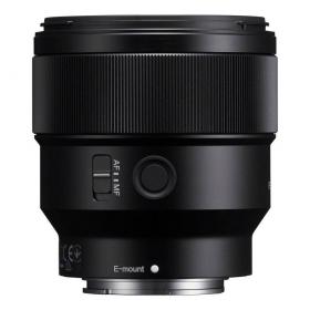 Sony SEL-85F18 FE 85mm F1.8-3