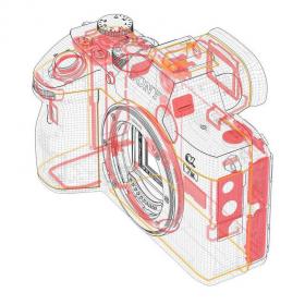 Беззеркальная фотокамера Sony Alpha ILCE-7M3 Mark III Body-8