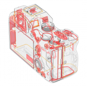 Беззеркальная фотокамера Sony Alpha ILCE-7M3 Mark III Body-9