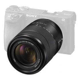 Sony SEL-18135 E 18-135mm F3.5-5.6 OSS-4