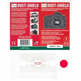 Защитная пленка Dust-Aid Dust Shield (Щит от попадания пыли на матрицу, для Canon EOS 5D Mark II)